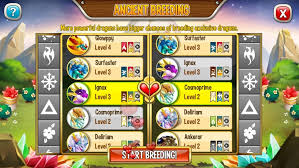 Dragon City Critical Chart 68 Conclusive Plant Tycoon Breeding Chart