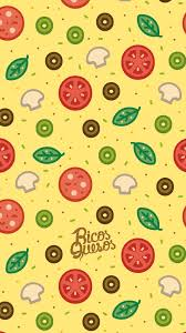 pizza pattern wallpaper. Contemporary Pizza Ricosquesos Pizza Pattern Iphone With Pizza Pattern Wallpaper I