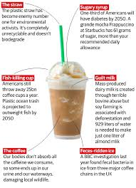 My personal favorite creamers to use are soy milk and almond creamers. Iced Coffee Is Ruining The Environment And Your Body Coffee The Guardian