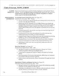 Resume Examples Social Work – Eukutak