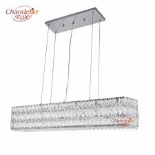 cozy linear crystal chandelier for your house idea modern linear crystal chandelier lamp light lighting