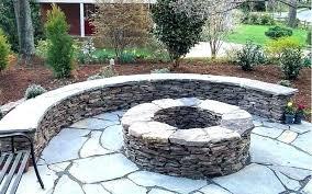 stone fire pit ideas stone fire pit ideas outdoor rock fire pit outdoor stone fire pit