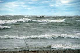 Lake Huron Water Levels Above Average