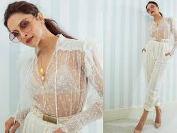 Deepika Padukone Designer Name Cannes 2019 Deepika Padukones Hottest Looks The Times Of