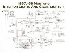 1967 mustang wiring to tachometer under dash wiring harness gt 1968 ford mustang wiring diagram