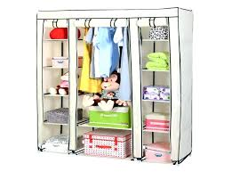 portable wardrobe closet on wheels go closets target 4 wooden cl