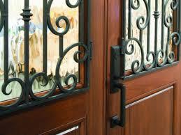 choose the right exterior door hardware