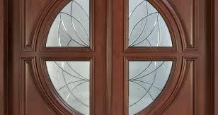 country front doorsdoor  Modern French Door Curtain Panels Sheer Voile 72 Inch