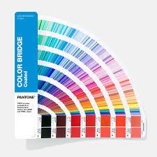 Pantone Color Bridges Coated Fan Guide Sudarshan Book