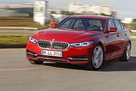 bmw new car releaseBMW 3series 2018 next Three codenamed G20 revealed by CAR Magazine