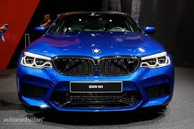 2018 bmw m5. contemporary 2018 2018 bmw m5 flaunts 600 hp awd and frozen red paint and bmw m5