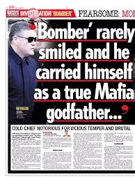 Read the latest crime news. Nicola Tallant On Twitter He Was A Real Godfather It Was In His Blood