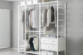 clothes storage systems. Closet Storage Ikea Elvarli System And Clothes Systems