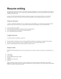 resume order of jobs resume writing cdr writing authorstream