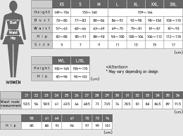 Uniqlo Size Chart Mens Shirt Uniqlo Size Chart