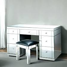 smoked mirrored furniture. Black And Mirrored Furniture Smoked Glass Mirror Drawer Dressing Table Photo .