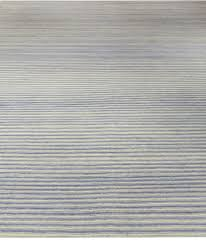 blue stripe rug n10636