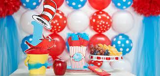 D.I.Y. Dr. Seuss Party Ideas