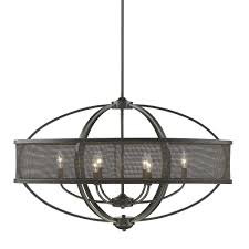 linear pendant with shade