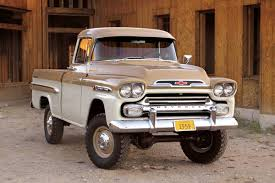 Vintage Trucks ~ 1959 Chevrolet Apache Pickup | Somethin Bout A ...