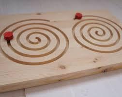 Wooden Maze Games Wood maze Etsy 82
