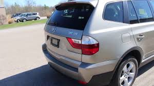 Coupe Series bmw x3 3.0 si : 2008 BMW X3 AWD 3.0si 4dr SUV - YouTube
