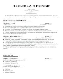 Sports Management Cover Letters Management Cover Letter Template Ethercard Co