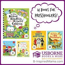 14 of our favorite children s books perfect for preers at b inspired mama save my first big book of doodling drawing