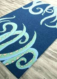 coastal rug runners beach themed rugs area incredible nautical runner house