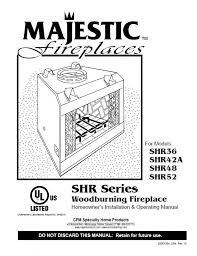 nice and interesting majestic gas fireplace parts meant for also majestic fireplace parts majestic 36bdvrrn