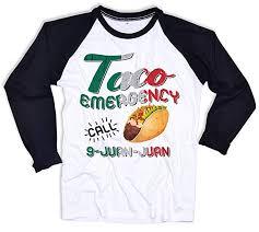 Fiesta Size Chart Cinco De Mayo Shirt Mexican Taco Shirt For Men Women Taco Emergency Call 9 Juan Juan Party Fiesta T Shirt Tee