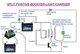 split positive boost charger page 3 energetic forum exide depth charger fault codes at Exide Battery Charger Wiring Diagram