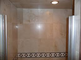 in an enclosed shower what type of light fixture is recomended by code
