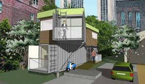 DIY Used Cargo Homes  amp  Shipping Container House Plans