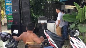 Phục hồi dàn loa cho khách ở Hóc Môn. by Trung Hiến Thanh Huy Audio