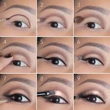 soft rose gold smokey eye tutorial good for hooded eyelids or monolids on