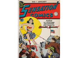 the history of the ic book superhero s creation seven decades ago has been hidden away until now