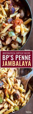 inspired by boston pizza jamba this penne jamba is awesome and is a copycat of