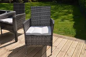 how to guide fixing a wobbly rattan chair