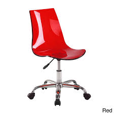 acrylic modern office chair acrylic office chairs