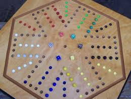Wooden Aggravation Board Game Artfire Markets 92