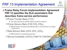 30 2002 frf 13 implementation agreement frame relay forum