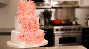 Modern Ruffle Cakes Cupcakes Cakemade