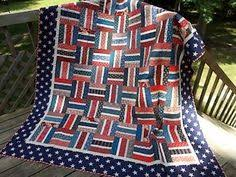 I love Red, White & Blue quilts.   Quilts   Pinterest   Blue ... & Quilts   Pinterest   Blue quilts, Red white blue and Patriotic quilts Adamdwight.com
