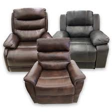 all leather recliners d between 399 499 gtm general s