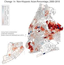 Asian population in queens