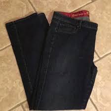 Cj By Cookie Johnson Jeans Size Chart Cookie Johnson Faith Straight Leg Jeans Size 36