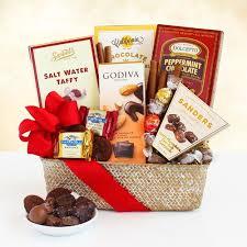 chocolate dreams gift basket