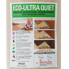 eco ultra quiet premium acoustical underlayment. Unique Premium Eco Ultra Quiet Premium Acoustical Underlayment Intended C