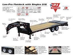 143 best the fleet service trailer ideas images on pinterest Pj Trailer Junction Box Wiring Diagram pj trailers low pro flatdeck with singles pj trailer junction box wiring diagram